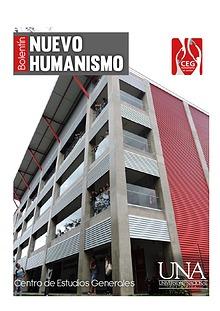 VI Edición Boletín del Nuevo Humanismo