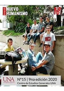IX Edición No. 15 Boletín del Nuevo Humanismo