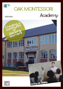 Oak Montessori Academy 1