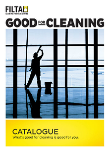 Filta Cleaning Product Catalogue 2013