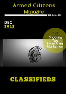 Armed Citizens Magazine