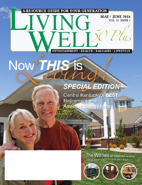 Living Well 60+ May-June 2014