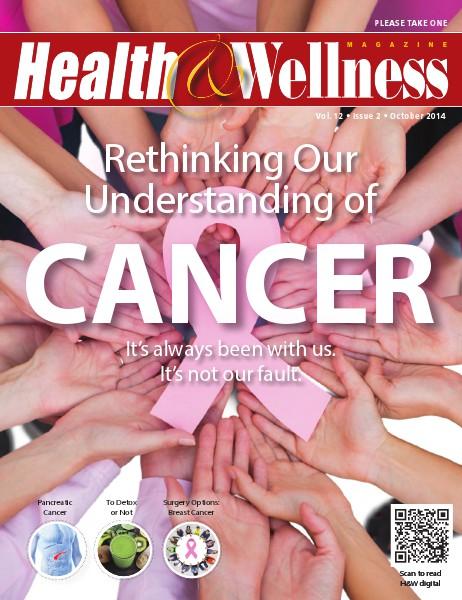 Health&Wellness Magazine October 2014
