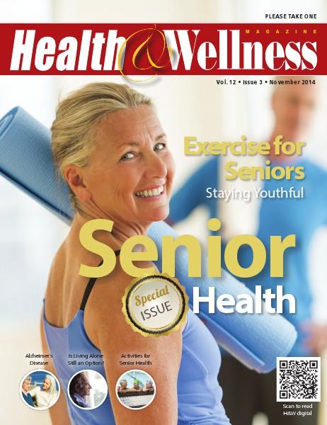 Health&Wellness Magazine November 2014