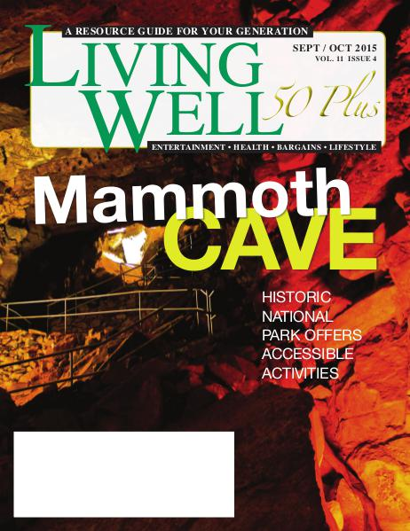 Living Well 60+ September – October 2015
