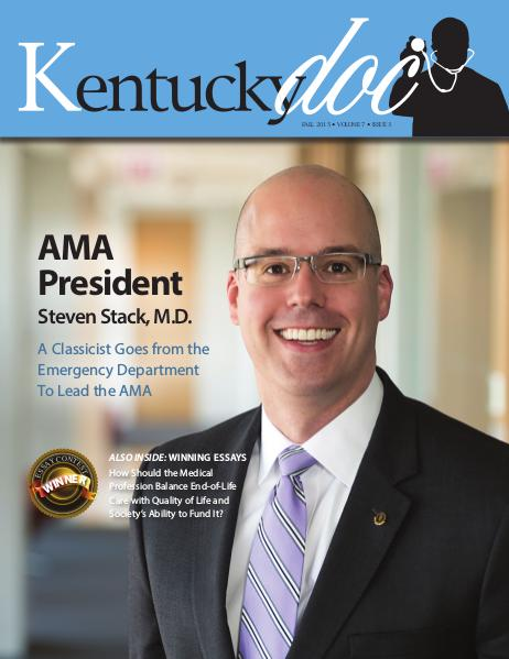 Kentucky Doc Fall 2015