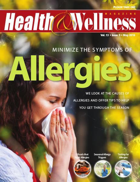 Health&Wellness Magazine May 2016