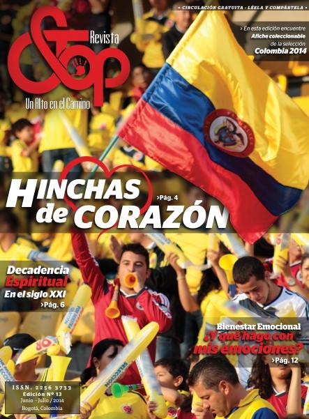 Revista Stop /Edición No 13 / Junio 2014/ Junio 2014