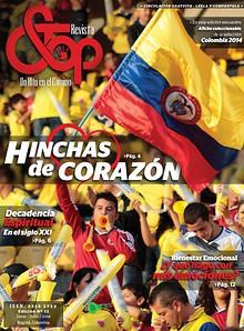 Revista Stop /Edición No 13 / Junio 2014/