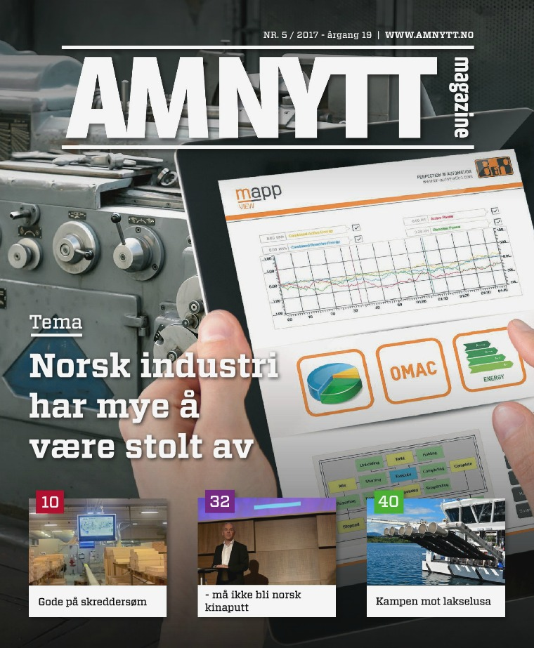 AMNYTT Nr. 5 2017