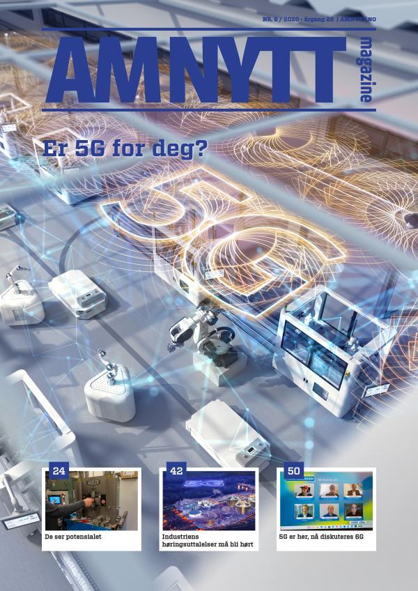 AMNYTT amnytt.no Nr. 7 2020