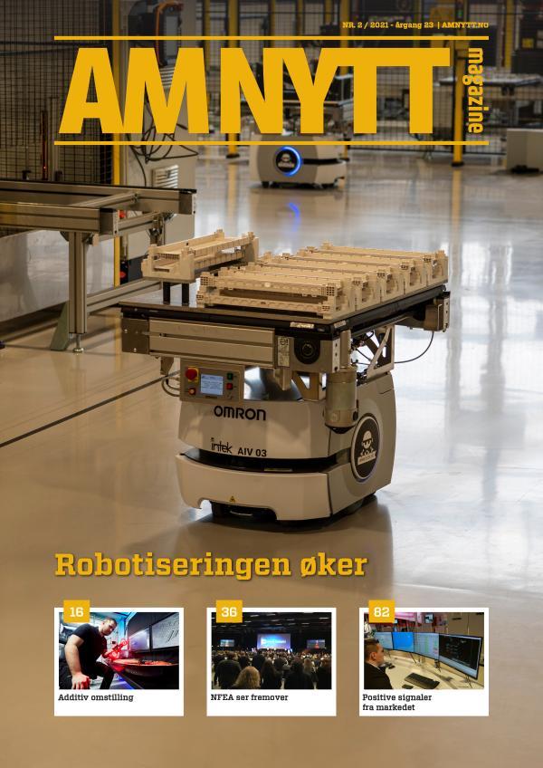 AMNYTT amnytt.no Nr. 2 2021