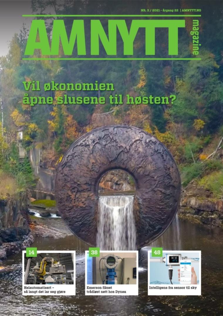 AMNYTT amnytt.no Nr. 3 2021