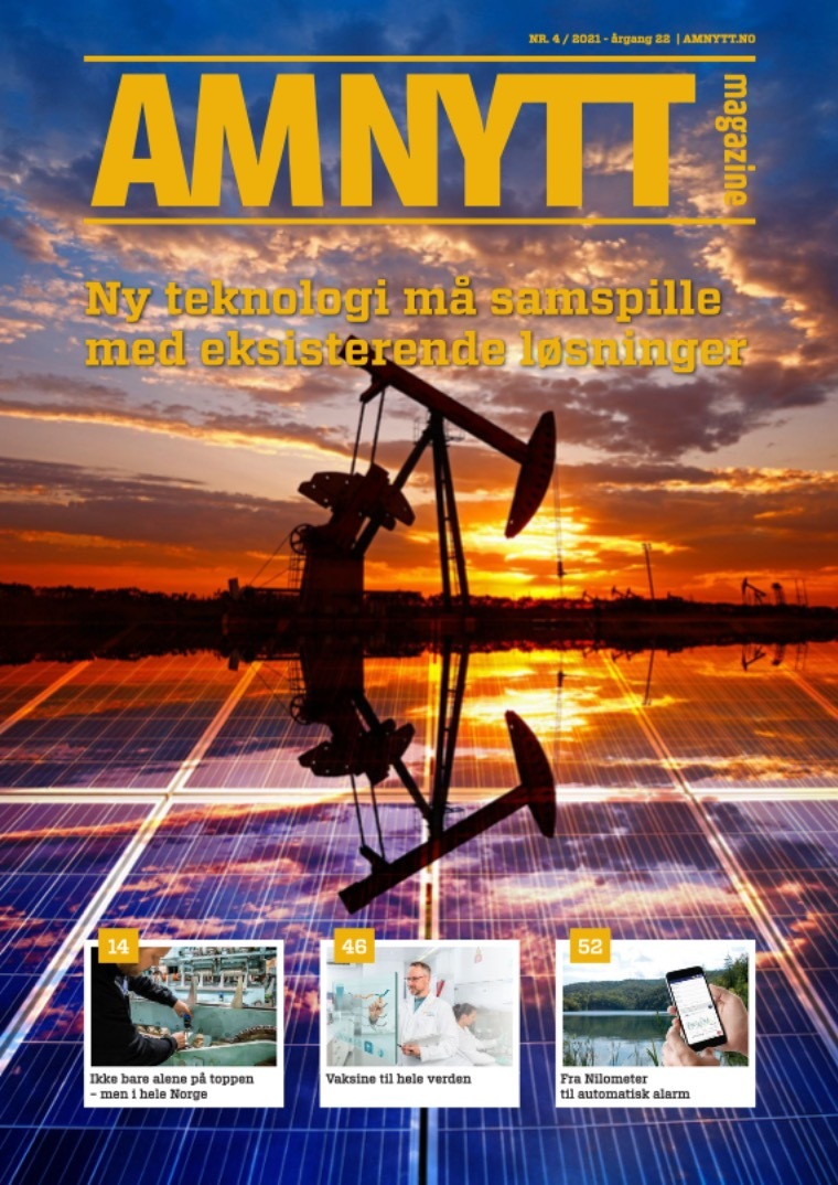 AMNYTT amnytt.no Nr. 4 2021