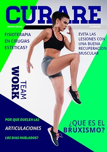 REVISTA DIGITAL CURARE Edición Septiembre