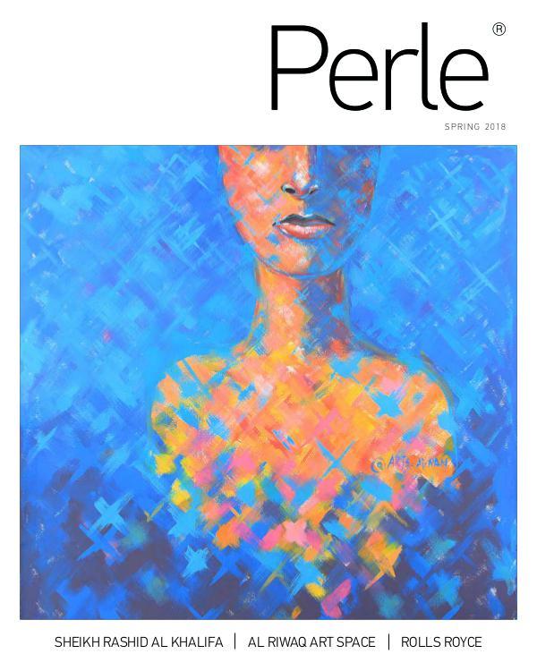 Perle Magazine - Spring 2018 Perle Magazine - Spring 2018
