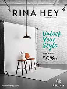 Rina Hey First Catalog