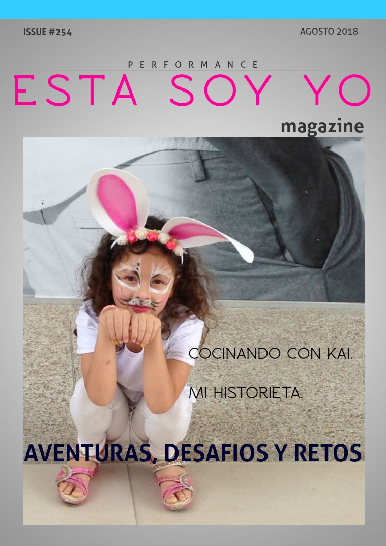 Revista virtual ESTA SOY YO
