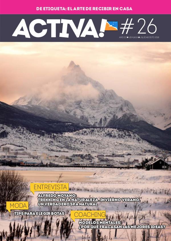 Revista Activa 24! Revista Activa! 26