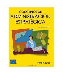 Administración Estratégica