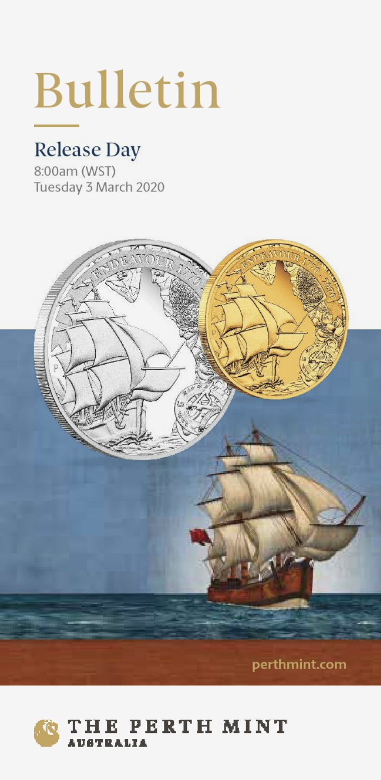 The Perth Mint 2020 March Coin Bulletin