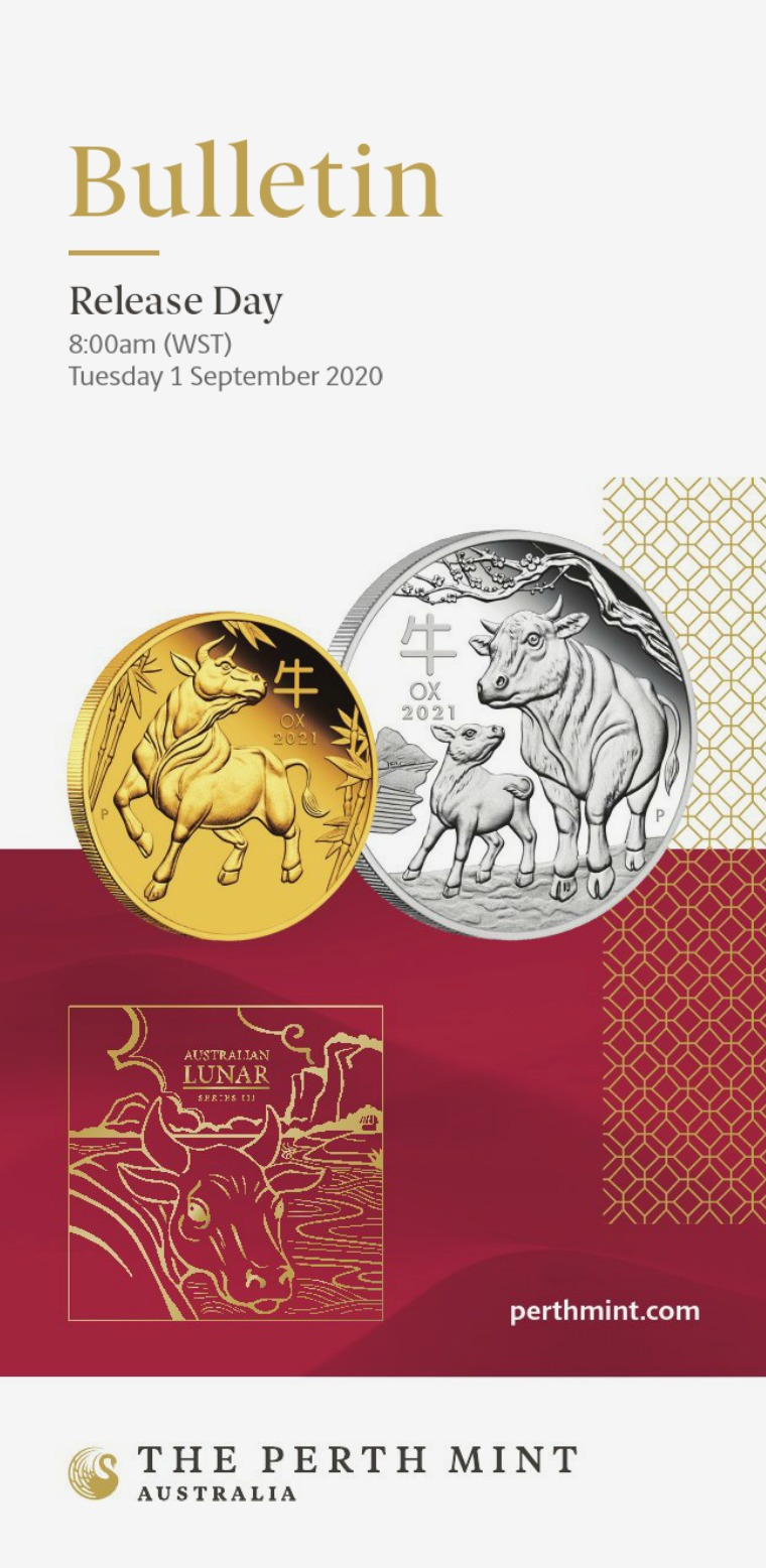 The Perth Mint 2020 September Coin Bulletin
