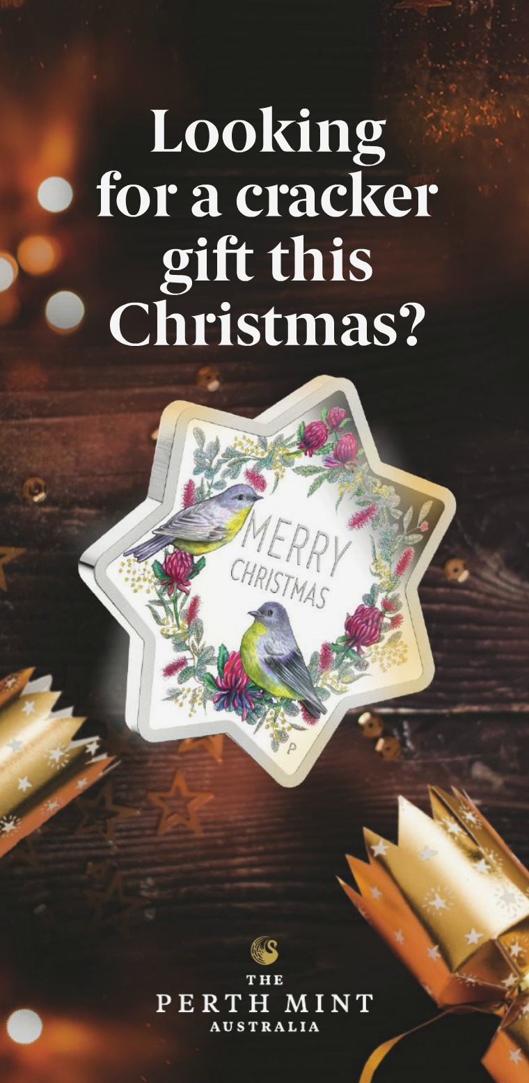 The Perth Mint 2020 Christmas Bulletin