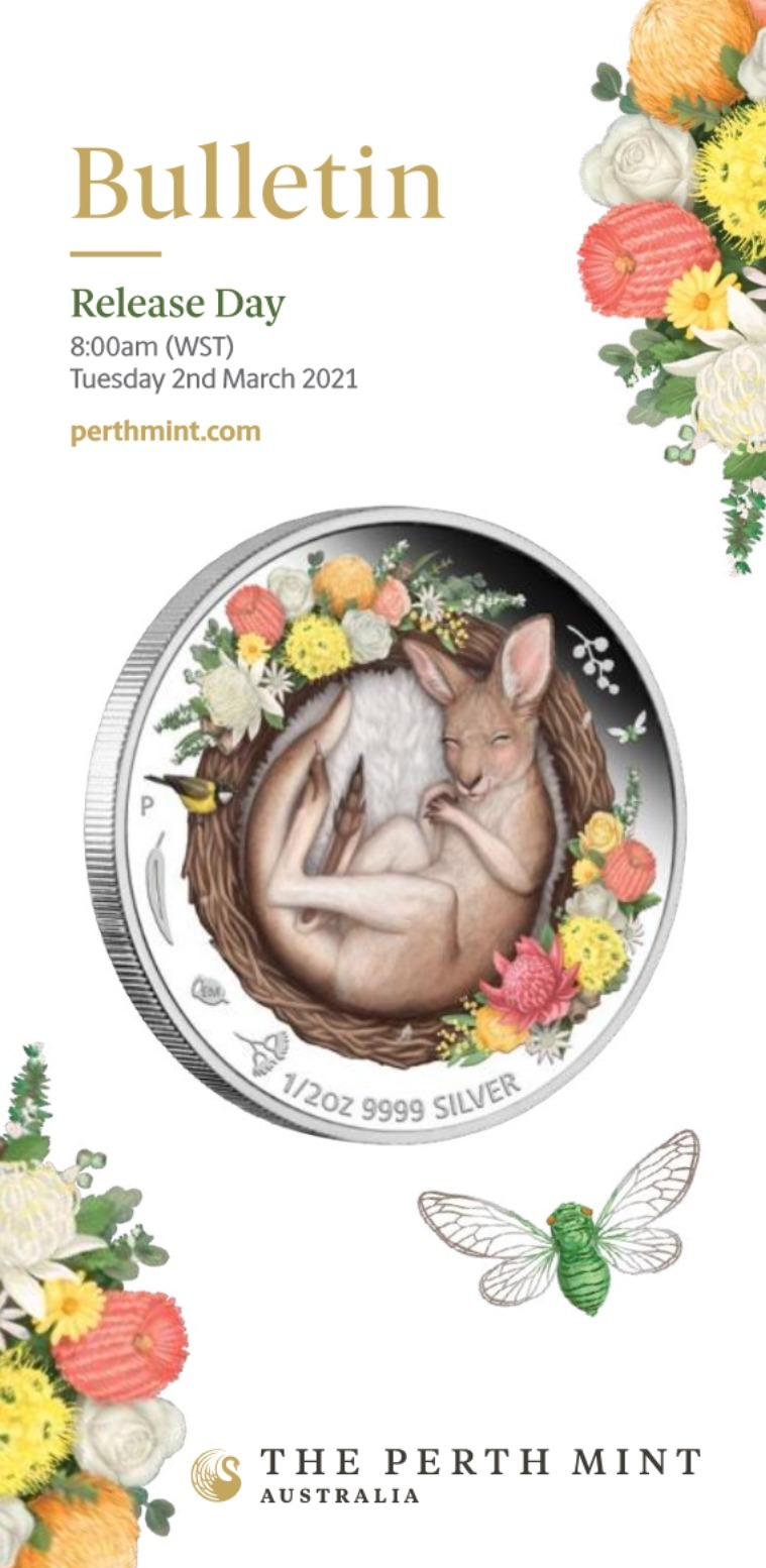The Perth Mint 2021 March Coin Bulletin