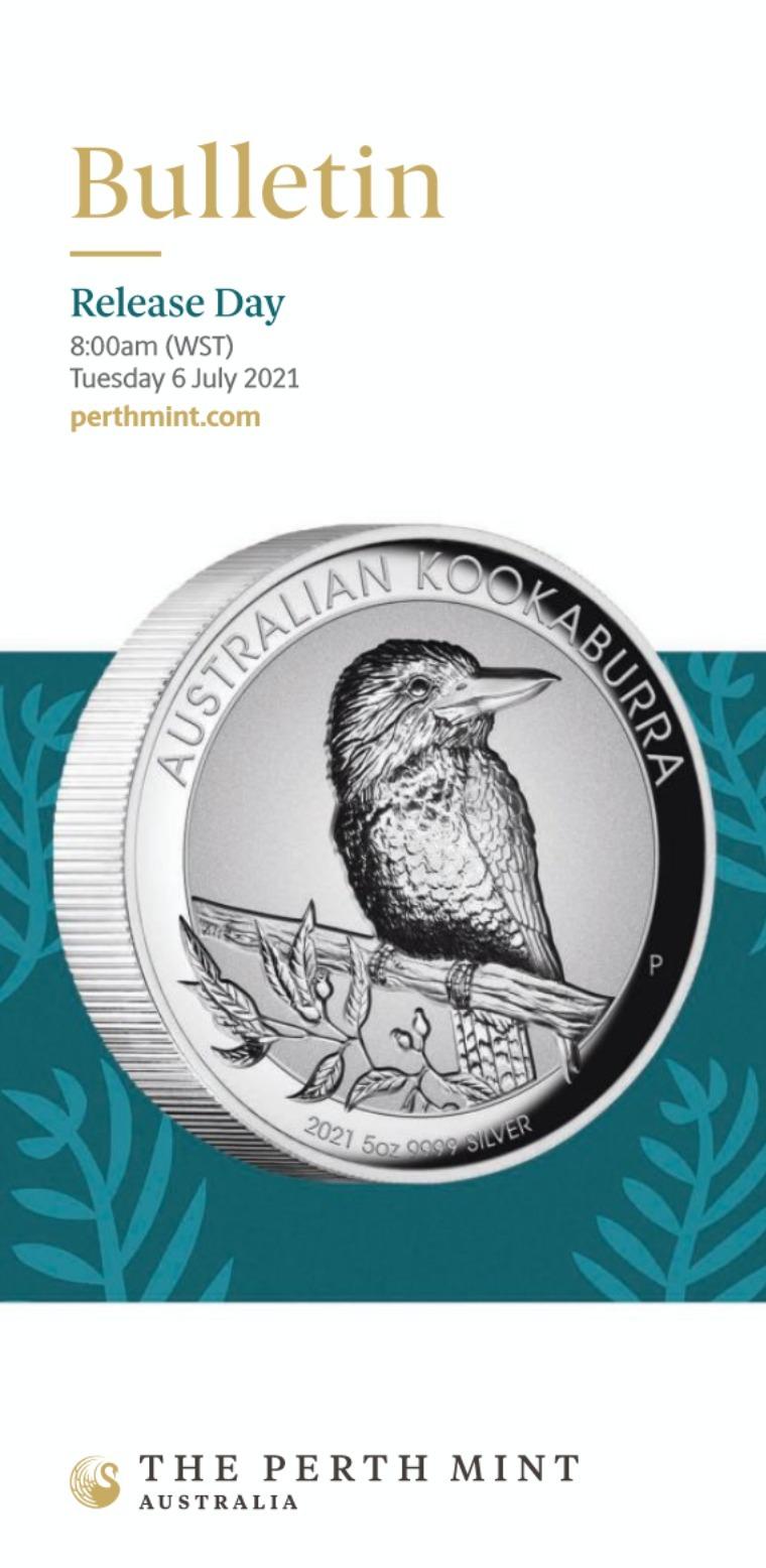 2021 July Coin Bulletin
