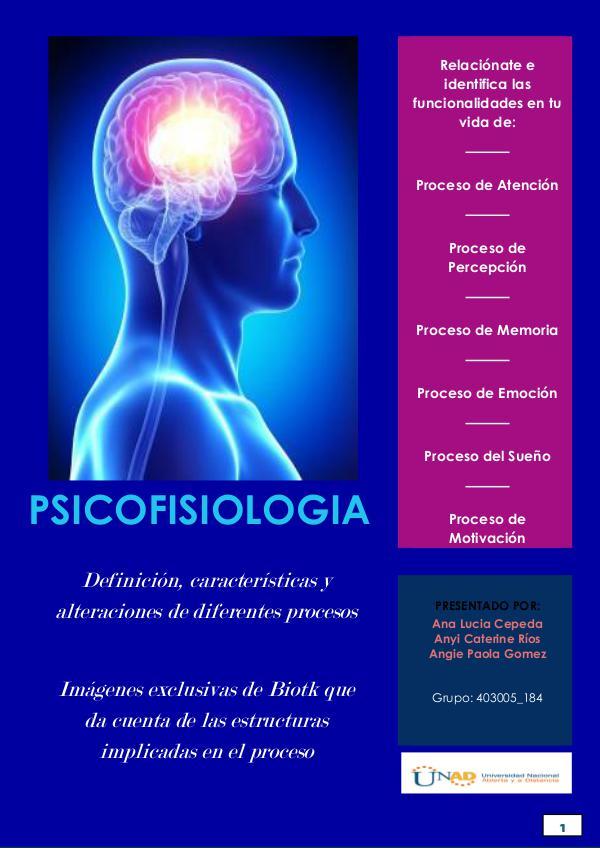 Revista psicofisiologia Revista de Psicofisiologia docx