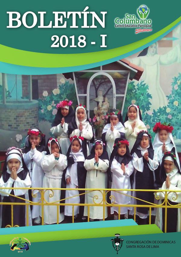 Boletin 2018-I Boletin 2018