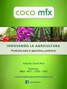Cocomix - Catálogo de Productos
