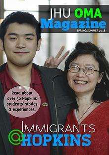 Immigrants at Hopkins