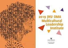 2019 Multicultural Leadership Institute Guidebook