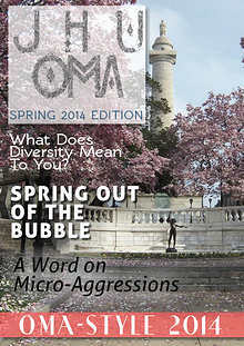 JHU OMA Magazine
