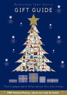 Rotherham Town Centre Gift Guide