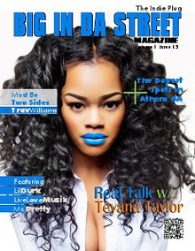 BIG IN DA STREET MAGAZINE