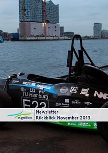 e-gnition Newsletter Saison 2014