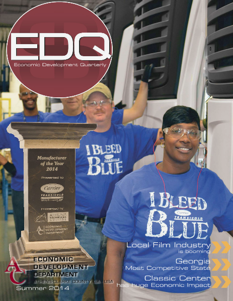 EDQ Quarterly Newsletter Summer 2014