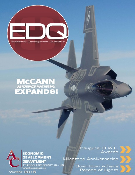 EDQ Quarterly Newsletter Winter 2015