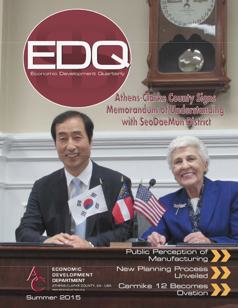 EDQ Quarterly Newsletter Summer 2015