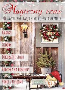 Magiczny czas INSPIRACJE 12/2013