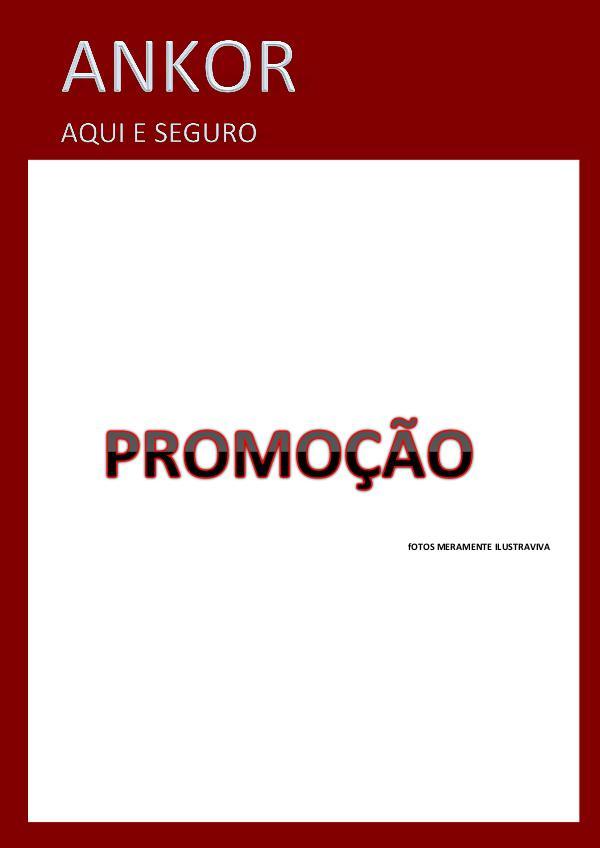 ANKOR PARAFUSOS E UTILIDADES TABELA DE PROMOÇÃO_ANKOR PARAFUSOS