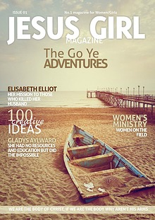Jesus Girl Magazine
