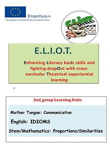 E.L.I.O.T._2nd group_ Learning Units