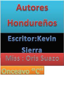 Autores Hondureños