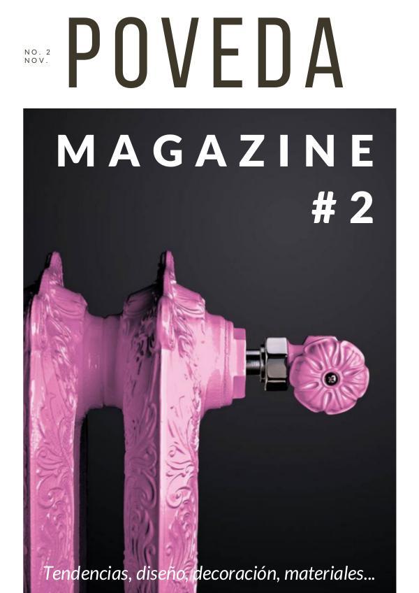 Poveda Magazine #2 Noviembre 2018