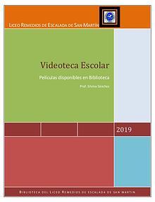 "Videoteca ""Liceo"""