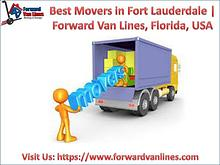 Best Movers in Fort Lauderdale | Forward Van Lines