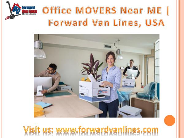 Office Movers near Me, Fort Lauderdale, USA Searching for